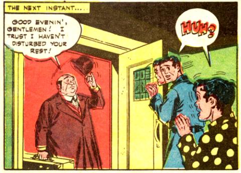 """""""תראה רובין, הוא אכל את אלפרד שלנו"""""""