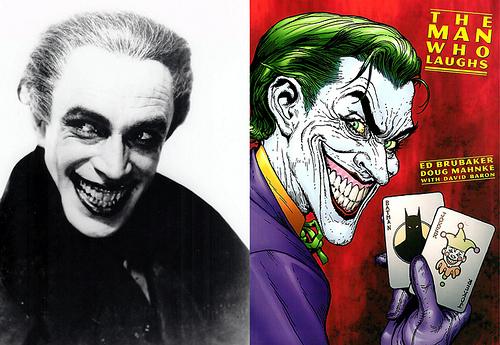 joker vs manwho