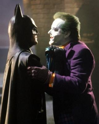"""""""דבר יפה, ג'וקר, אל תתעסק איתי ועם כל הגב שלי!"""""""