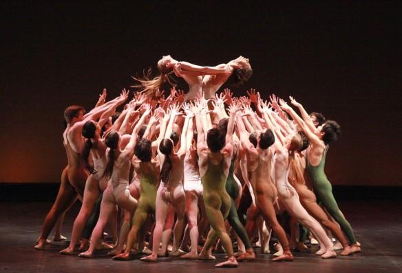 ערמת רקדנים! ערמת רקדנים!